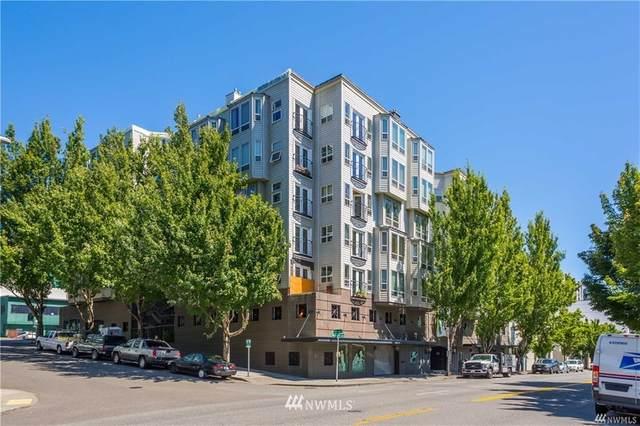 3028 Western Avenue #204, Seattle, WA 98121 (#1793958) :: The Robinett Group