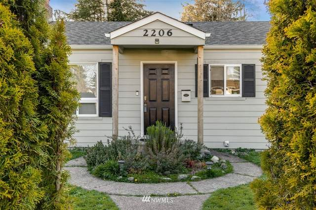 2206 N Monroe Street, Tacoma, WA 98406 (#1794005) :: Beach & Blvd Real Estate Group