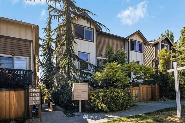 3651 Greenwood Avenue N, Seattle, WA 98103 (#1794011) :: Tribeca NW Real Estate