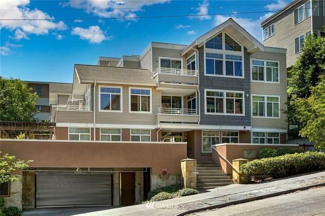 611 Highland Drive #201, Seattle, WA 98109 (#1794036) :: NextHome South Sound