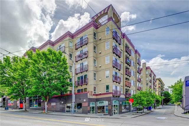 1711 E Olive Way Way #415, Seattle, WA 98102 (#1794051) :: Icon Real Estate Group
