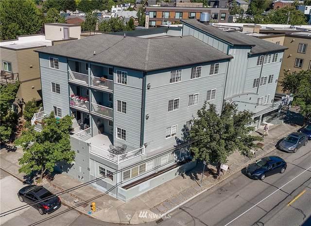 7301 5th Avenue NE #203, Seattle, WA 98115 (#1794100) :: Shook Home Group