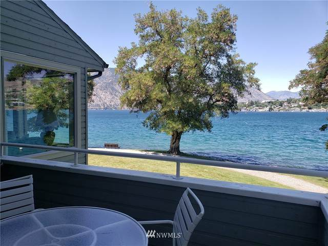 1 Beach 591-D, Manson, WA 98831 (#1794221) :: Mike & Sandi Nelson Real Estate