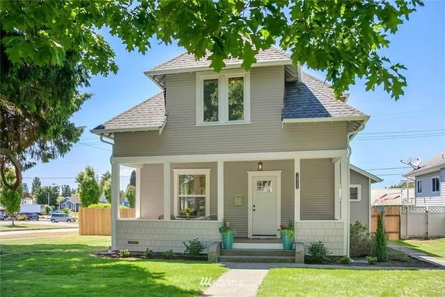 1932 Mcdougall Avenue, Everett, WA 98201 (#1794224) :: Better Properties Lacey