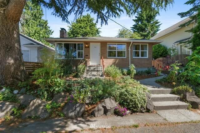 140 NW 82nd Street, Seattle, WA 98117 (#1794242) :: Keller Williams Western Realty