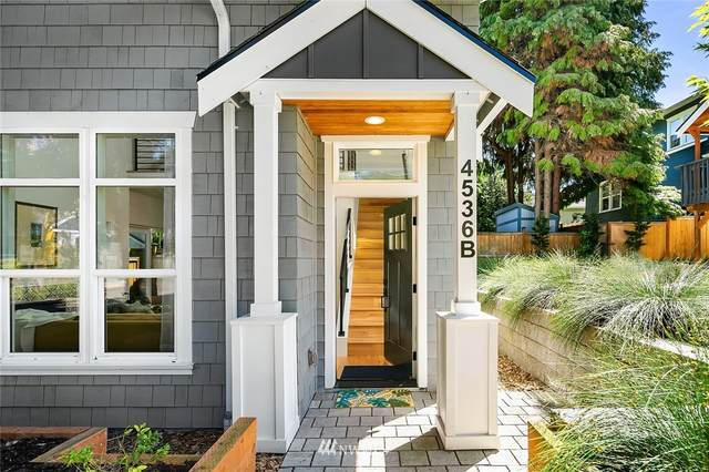 4536 Eastern Avenue N B, Seattle, WA 98103 (#1794320) :: Better Homes and Gardens Real Estate McKenzie Group