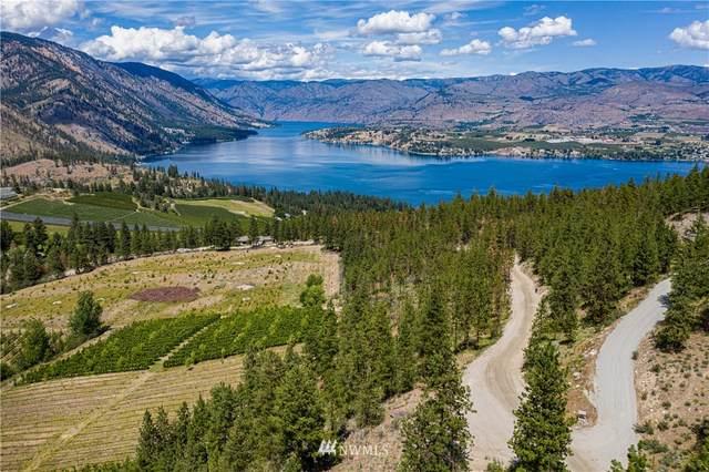 0 Bear Mountain Road, Chelan, WA 98816 (#1794362) :: Mike & Sandi Nelson Real Estate