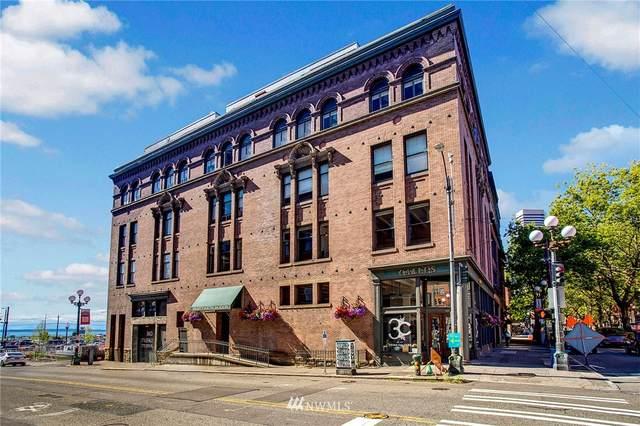 80 S Jackson Street #205, Seattle, WA 98104 (#1794376) :: Northern Key Team