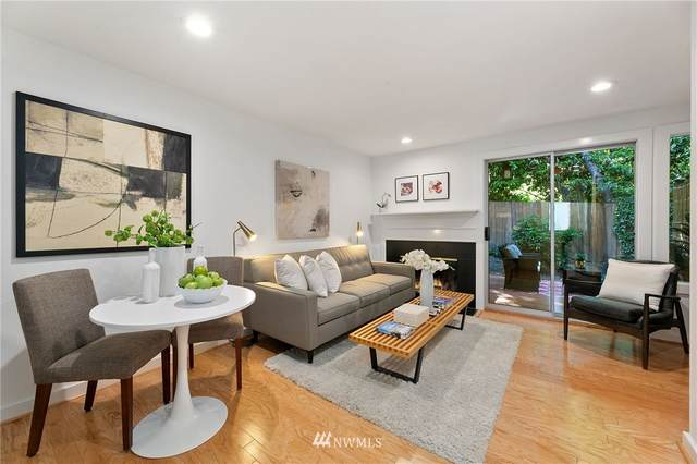 301 W Raye Street E-203, Seattle, WA 98119 (#1794550) :: Pickett Street Properties