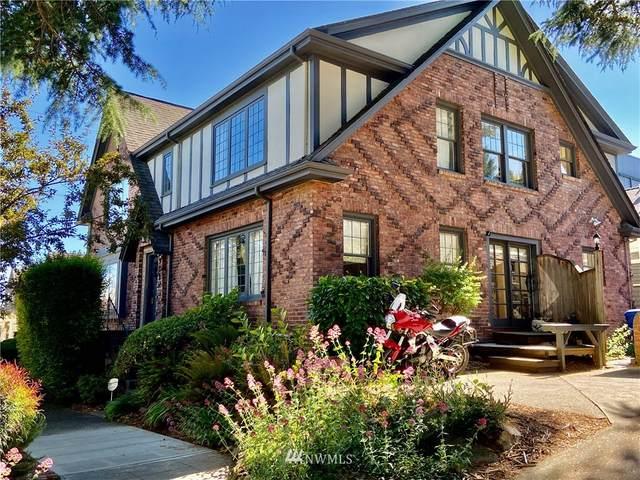 4903 Linden Avenue N #4, Seattle, WA 98103 (#1794603) :: Pickett Street Properties