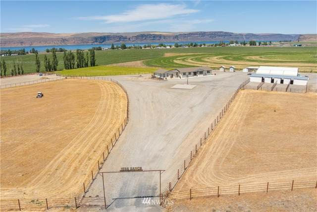 10586 E Hwy 2, Coulee City, WA 99115 (#1794635) :: Better Properties Real Estate