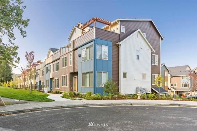 1460 NE 159th Place, Bellevue, WA 98008 (#1794669) :: Costello Team