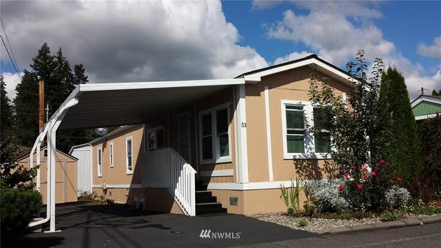 8515 State Avenue #53, Marysville, WA 98270 (#1794802) :: The Kendra Todd Group at Keller Williams