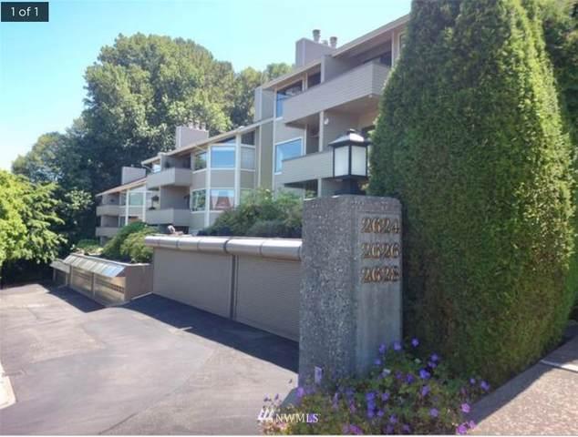 2628 4th Avenue N #302, Seattle, WA 98109 (#1794826) :: Beach & Blvd Real Estate Group