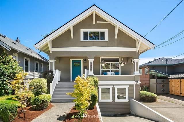 3936 Woodland Park Avenue N, Seattle, WA 98103 (#1794916) :: Tribeca NW Real Estate