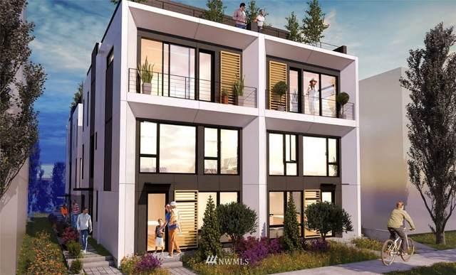 2604 45th Avenue SW B, Seattle, WA 98116 (#1794928) :: Better Properties Lacey