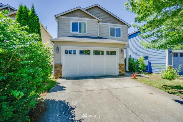 5318 53RD Court, Vancouver, WA 98661 (#1794960) :: Better Properties Lacey