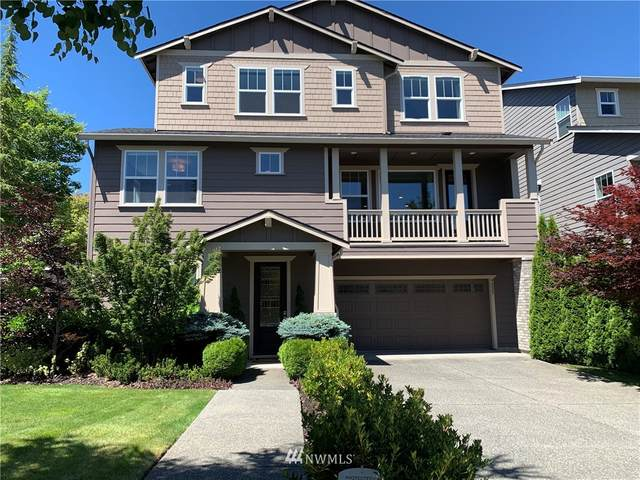 9225 Jacobia Avenue SE, Snoqualmie, WA 98038 (#1794970) :: Simmi Real Estate
