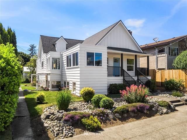 6313 22nd Avenue NW, Seattle, WA 98107 (#1794994) :: The Robinett Group