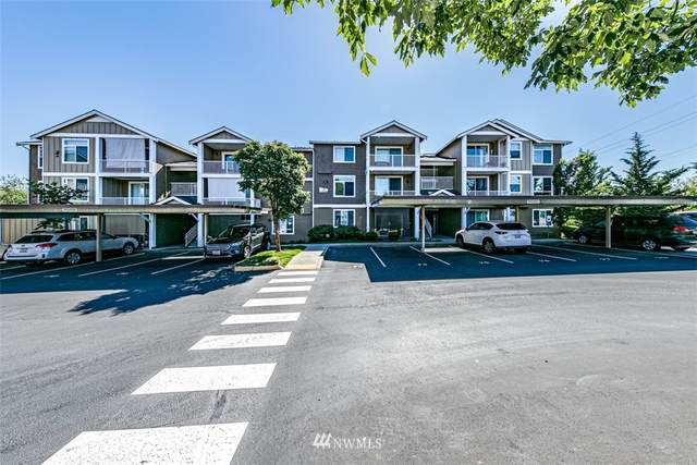 3309 132nd Street SE A207, Everett, WA 98208 (#1795015) :: Northwest Home Team Realty, LLC