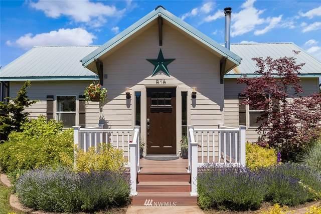 516 Lincoln Avenue, South Cle Elum, WA 98943 (#1795091) :: Simmi Real Estate