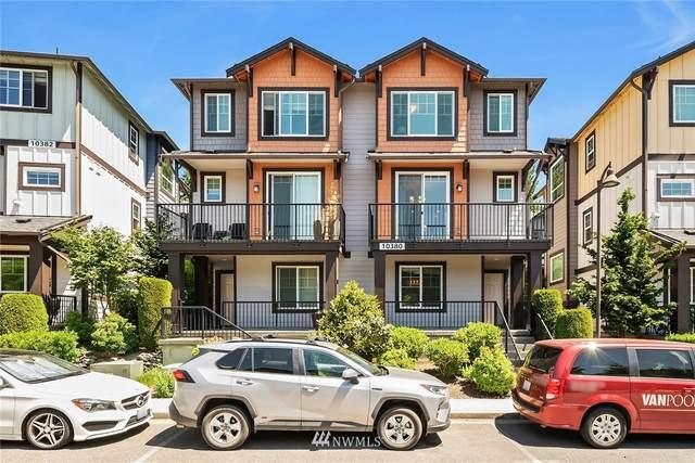 10380 156th Place NE #101, Redmond, WA 98052 (MLS #1795137) :: Brantley Christianson Real Estate