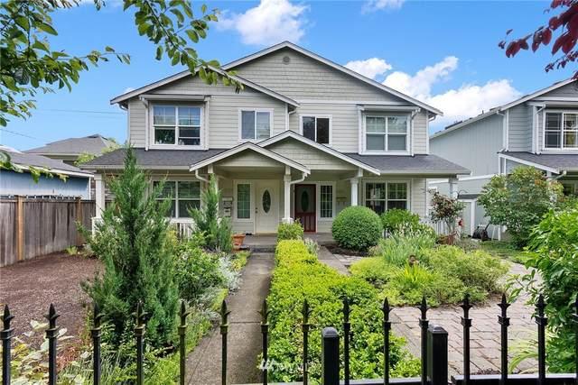 809 S J Street, Tacoma, WA 98405 (#1795141) :: Urban Seattle Broker