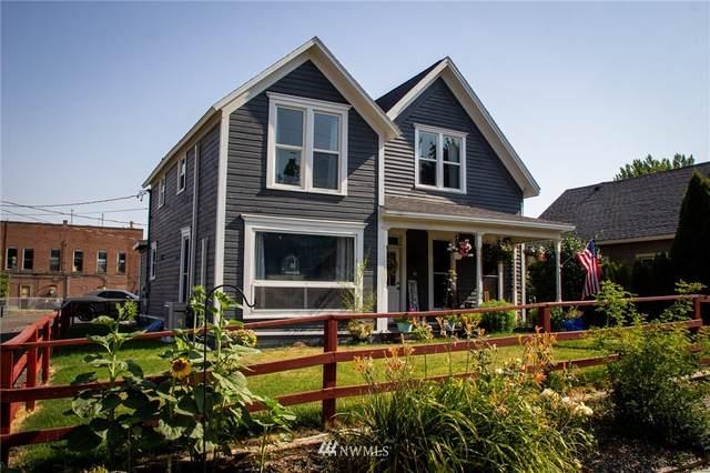 115 E Third Street, Waitsburg, WA 99361 (#1795252) :: Better Properties Real Estate