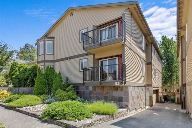 1131 N 93rd Street #1, Seattle, WA 98103 (#1795264) :: McAuley Homes