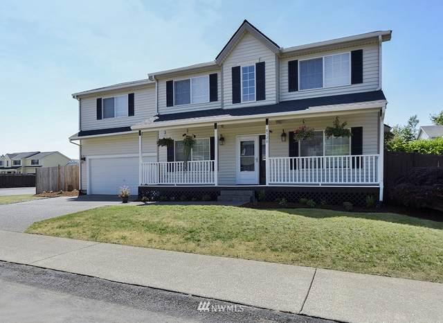 8326 201st Street E, Spanaway, WA 98387 (#1795307) :: Pickett Street Properties