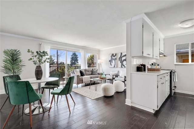 4219 Whitman Avenue N #6, Seattle, WA 98103 (#1795439) :: Better Homes and Gardens Real Estate McKenzie Group
