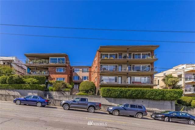 330 W Olympic Place #307, Seattle, WA 98119 (#1795498) :: NextHome South Sound