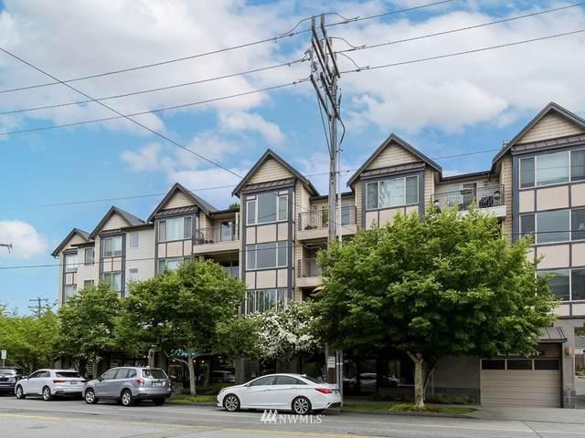 3121 W Government Way #406, Seattle, WA 98199 (#1795627) :: NW Homeseekers
