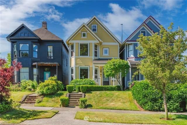 904 N Sheridan Avenue, Tacoma, WA 98403 (#1795672) :: NW Homeseekers