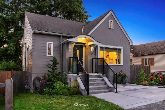 3437 16th Avenue S, Seattle, WA 98144 (#1795864) :: Better Properties Real Estate
