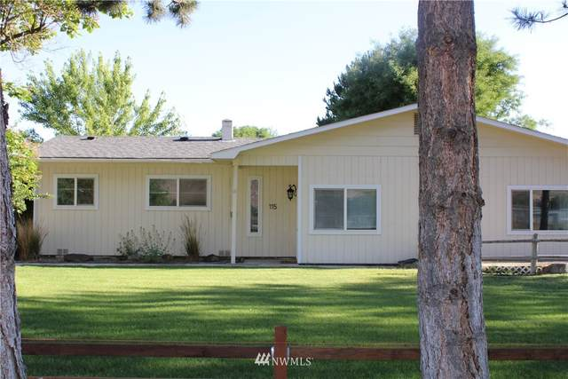 115 W Old Inland Empire Highway, Prosser, WA 99350 (#1796010) :: Tribeca NW Real Estate