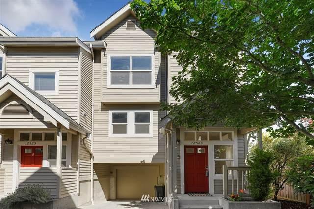 12525 27th Avenue NE A, Seattle, WA 98125 (#1796050) :: McAuley Homes