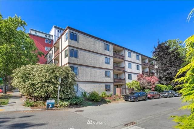 2100 N 106th Street #106, Seattle, WA 98133 (#1796059) :: Tribeca NW Real Estate