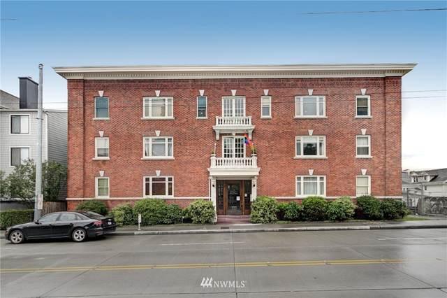 4725 15th Avenue NE #22, Seattle, WA 98105 (#1796255) :: McAuley Homes