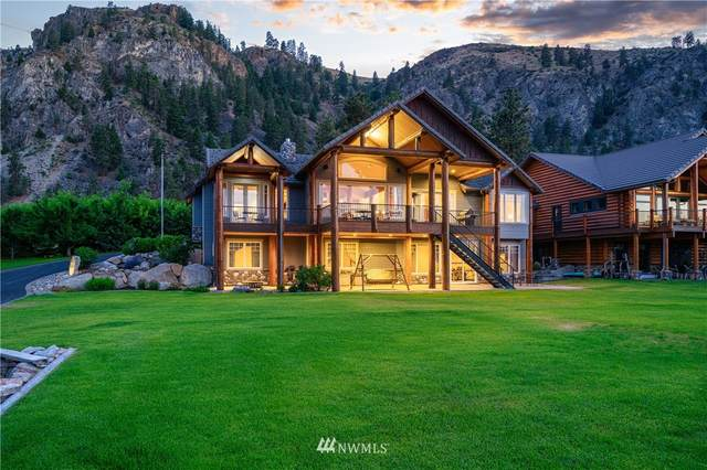 15325 Lakeview Street, Entiat, WA 98822 (MLS #1796404) :: Nick McLean Real Estate Group