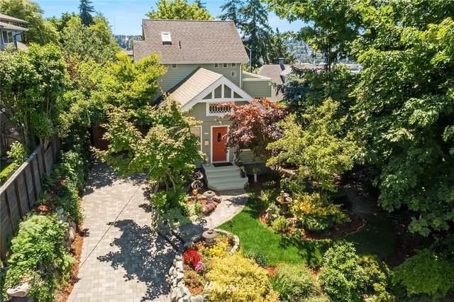 125 NW 49th Street, Seattle, WA 98107 (#1796438) :: Keller Williams Western Realty