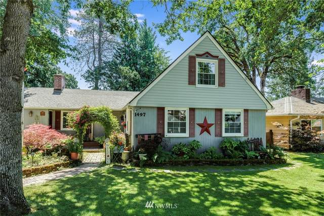 1497 SW Snively Avenue, Chehalis, WA 98532 (#1796541) :: NW Homeseekers