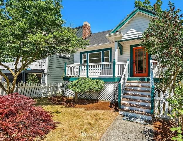 340 NE 55th Street, Seattle, WA 98105 (#1796618) :: NextHome South Sound