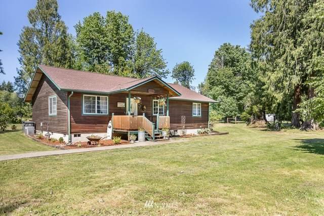 580 W Maple Rock Road, Matlock, WA 98560 (#1796647) :: Tribeca NW Real Estate