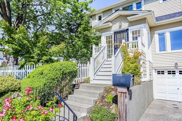 5002 42nd Avenue SW, Seattle, WA 98136 (#1796731) :: The Royston Team
