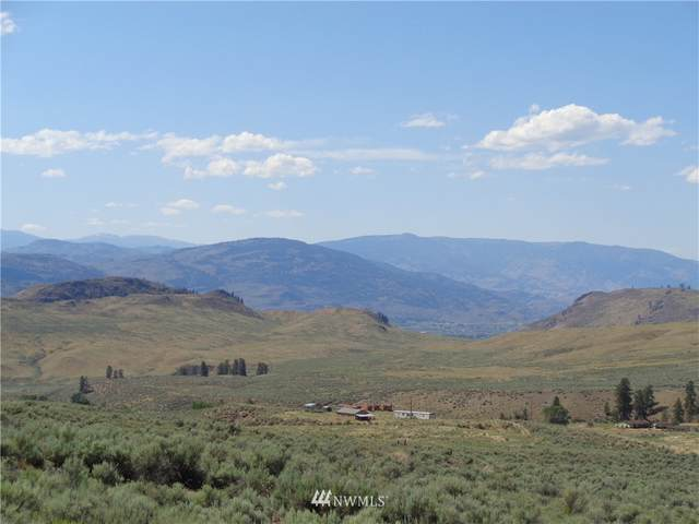 67 (Lot 67) Canyon View Road, Oroville, WA 98844 (MLS #1796732) :: Community Real Estate Group