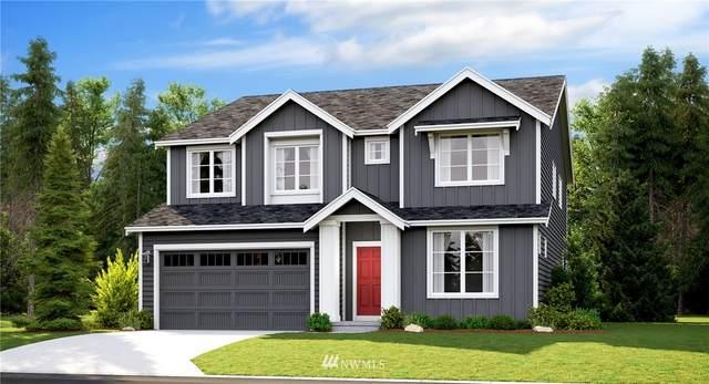 12823 192nd Place E #307, Bonney Lake, WA 98391 (#1796788) :: McAuley Homes