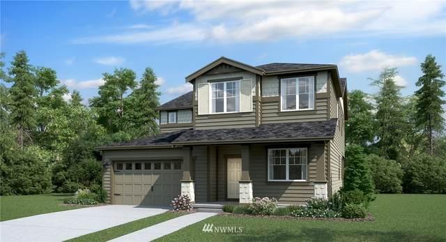 12803 192nd Place E #302, Bonney Lake, WA 98391 (#1796904) :: McAuley Homes