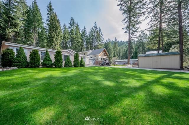 21309 Stetson Road, Leavenworth, WA 98826 (#1796922) :: Keller Williams Western Realty