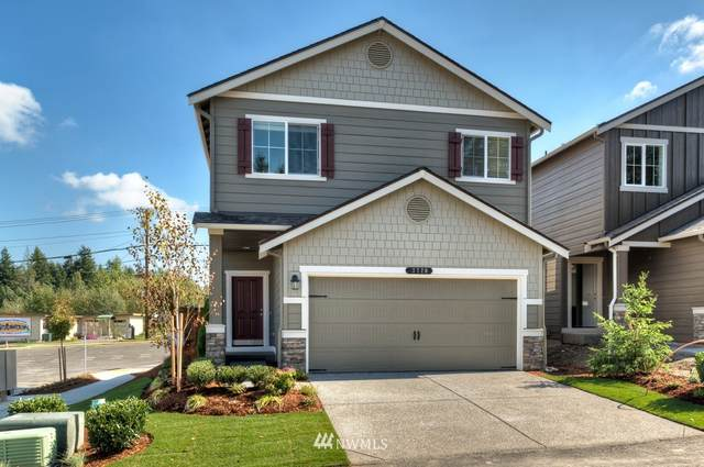 10731 186th Street Ct E #575, Puyallup, WA 98374 (#1797077) :: Front Street Realty